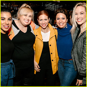 'Pitch Perfect' Bellas Reunite to Support Kay Cannon at 'Blockers' Screening!