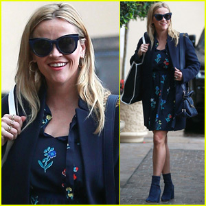 Reese Witherspoon Celebrates Her Birthday with Family & Friends!