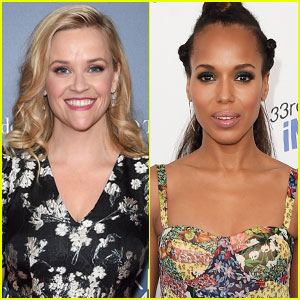 Kerry Washington & Reese Witherspoon Series 'Little Fires Everywhere' Headed to Hulu