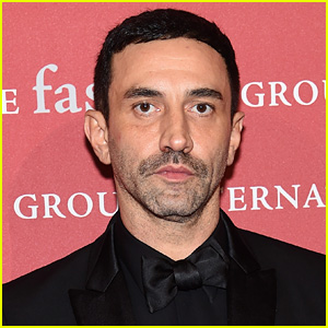 Riccardo Tisci Named Chief Creative Officer of Burberry, Celebs Offer Congrats!