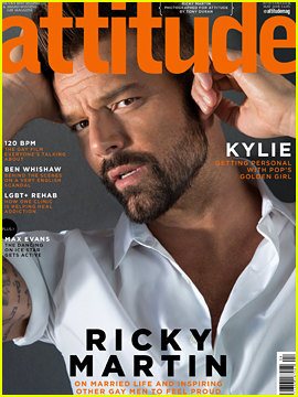 Ricky Martin Opens Up About Meeting Husband Jwan Yosef Online!