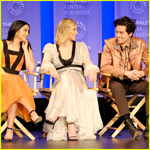 Cole Sprouse, Lili Reinhart, Camila Mendes & More 'Riverdale' Stars Hit PaleyFest 2018
