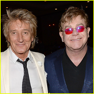 Rod Stewart Puts Down Elton John for Retirement Tour: 'It's Dishonest'