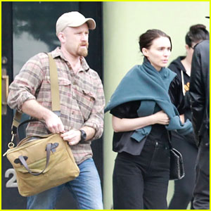 Former Co-Stars Rooney Mara & Ben Foster Reunite for a Lunch Date!