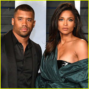 Russell Wilson & Ciara Welcome New Addition - a Cute Puppy!