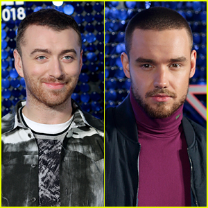 Sam Smith & Liam Payne Hit the Red Carpet at Global Awards 2018!