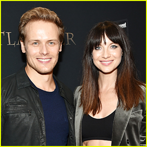 Sam Heughan Loses Bet to Caitriona Balfe - Read Their Twitter Exchange!