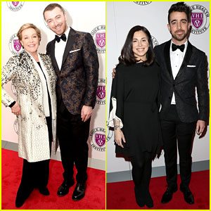 Sam Smith & Christina Perri Honor Julie Andrews at 'Raise Your Voice' Concert