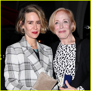 Sarah Paulson Has One Word for Donald Trump's Transgender Military Ban
