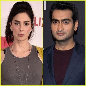 Sarah Silverman & Kumail Nanjiani Civilly Discuss Controversial 'Rosanne' Revival