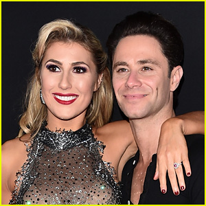 DWTS' Emma Slater & Sasha Farber Are Married!