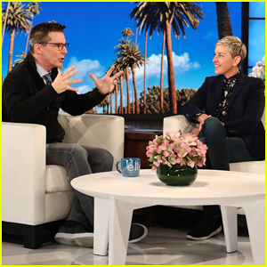 Sean Hayes & Ellen DeGeneres Have a 'Battle of the Gays' in Hilarious Interview - Watch Here!