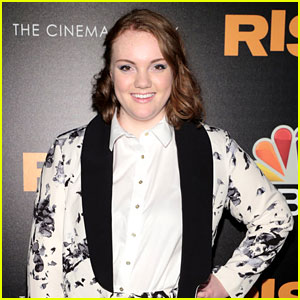 Shannon Purser's Role on NBC's 'Rise' Was Written Just for Her!