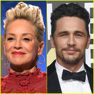 Sharon Stone Defends James Franco Amid Sexual Midconduct Allegations