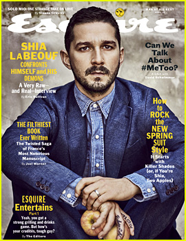 Shia LaBeouf Breaks Silence 'Mortifying' Arrest in 2017