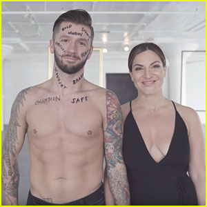 Shoshana Bean & Dancer Travis Wall Team Up for Emotional 'This Is Me' Cover Video