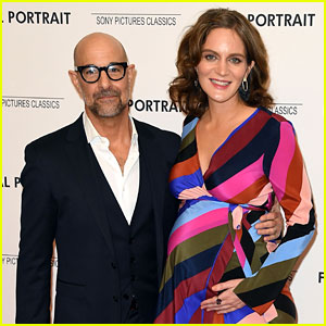 Stanley Tucci & Wife Felicity Blunt Expecting Second Child Together!