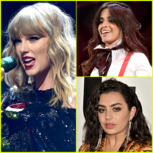 Taylor Swift Reveals 'Reputation Tour' Opening Acts - Camila Cabello & Charli XCX!