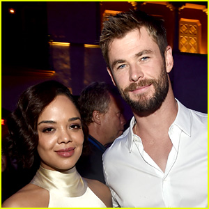 Tessa Thompson to Reunite with Chris Hemsworth for 'Men in Black' Reboot