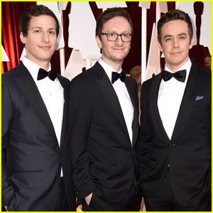 The Lonely Island Share Hilarious Rejected Oscars Song - Watch Now!