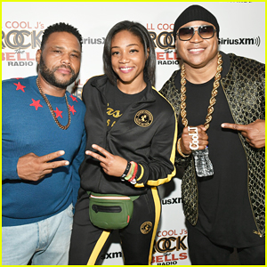 Tiffany Haddish, Anthony Anderson & More Help LL Cool J Celebrate His Hip-Hop Sirius XM Channel!