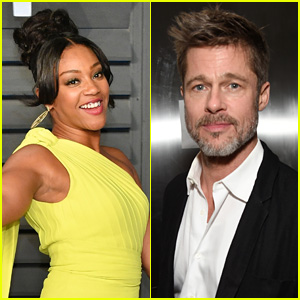 Tiffany Haddish Says Brad Pitt Told Her to Call Him in 1 Year if They're Still Single!