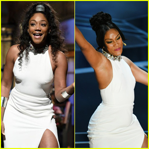 Tiffany Haddish Wears the Same Alexander McQueen Dress She Promised to Wear Over & Over Again at Oscars 2018!