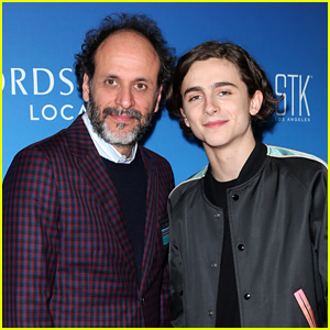 Timothee Chalamet Celebrates Ahead of Oscars 2018!