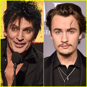 Tommy Lee Reportedly Transported to Hospital After Bloody Fight With His Son Brandon