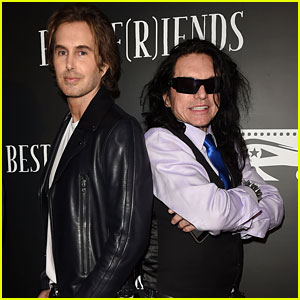 Tommy Wiseau & Greg Sestero Premiere New Movie 'Best F(r)iends' in Hollywood!