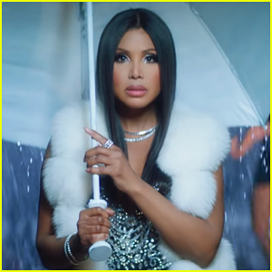 Toni Braxton Debuts 'Long As I Live' Music Video!