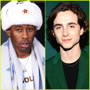 Tyler the Creator Shouts Out Timothee Chalamet in New Song 'Okra' - Listen Now!