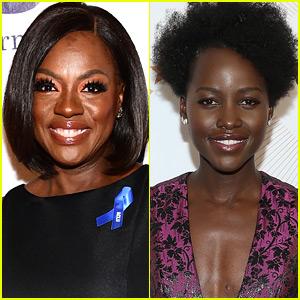 Viola Davis & Lupita Nyong'o Will Play Mother & Daughter in 'The Woman King'