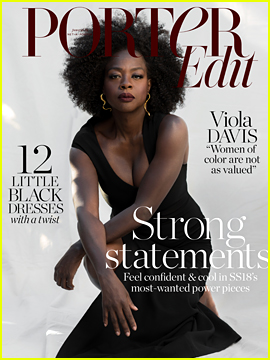 Viola Davis Speaks Out About Her Own Experiences With Sexual Harassment