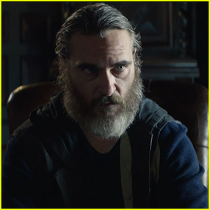 Joaquin Phoenix Stars in 'You Were Never Really Here' Clip - Watch Now!