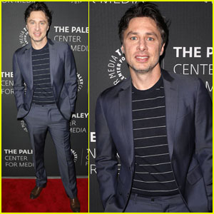 Zach Braff Reveals Why He Wanted to Bring 'Alex, Inc' to Network TV