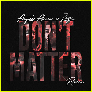 Zayn Malik Drops 'Don't Matter (Remix)' With August Alsina As Free Download After Song Leaks