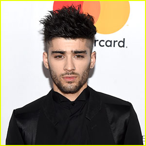 Zayn Malik Shows Off New Neck Tattoos In New, Up Close Selfie