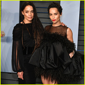 Zoe Kravitz & Mom Lisa Bonet Have a Night Out at Oscars 2018 After Party!