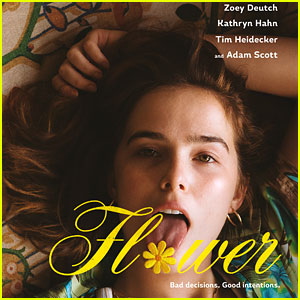 Zoey Deutch Explains Why You Should See 'Flower' in Seven Words