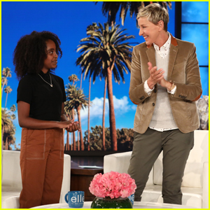 11-Year-Old Activist Naomi Wadler Dishes About Her Phone Call from George Clooney on 'Ellen'!