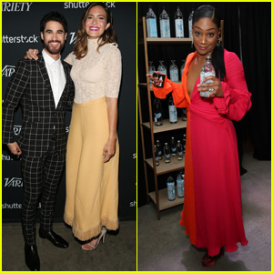 Darren Criss, Mandy Moore, Tiffany Haddish & More Stars Attend Day 2 of Variety's Actors on Actors Series 2018!