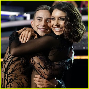 Adam Rippon Performs to RuPaul Song for 'DWTS' Night One (Video)