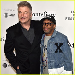 Alec Baldwin & Spike Lee Talk Favorite Movies at Tribeca Film Fest 2018