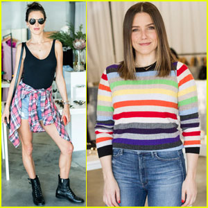 Alessandra Ambrosio & Sophia Bush Get Ready For Coachella Weekend!
