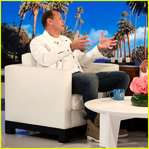 Alex Rodriguez Reveals How He Met Jennifer Lopez - Watch!