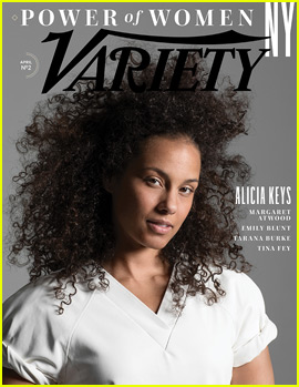 Alicia Keys, Tina Fey, & More Honored by Variety's Power of Women