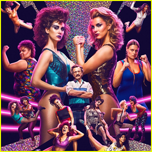 Alison Brie & 'Glow' Cast Dance It Out In Season 2 Teaser - Watch Here!
