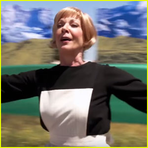 Allison Janney & Anna Faris Star in 'Sound of Music' Crosswalk Musical - Watch Now!