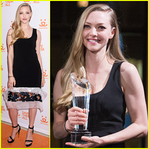 Amanda Seyfried Gets Honored at Best Friends Animal Society NYC Gala!